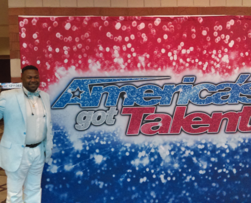 Josheen Jenkins American Got Talent Contestant