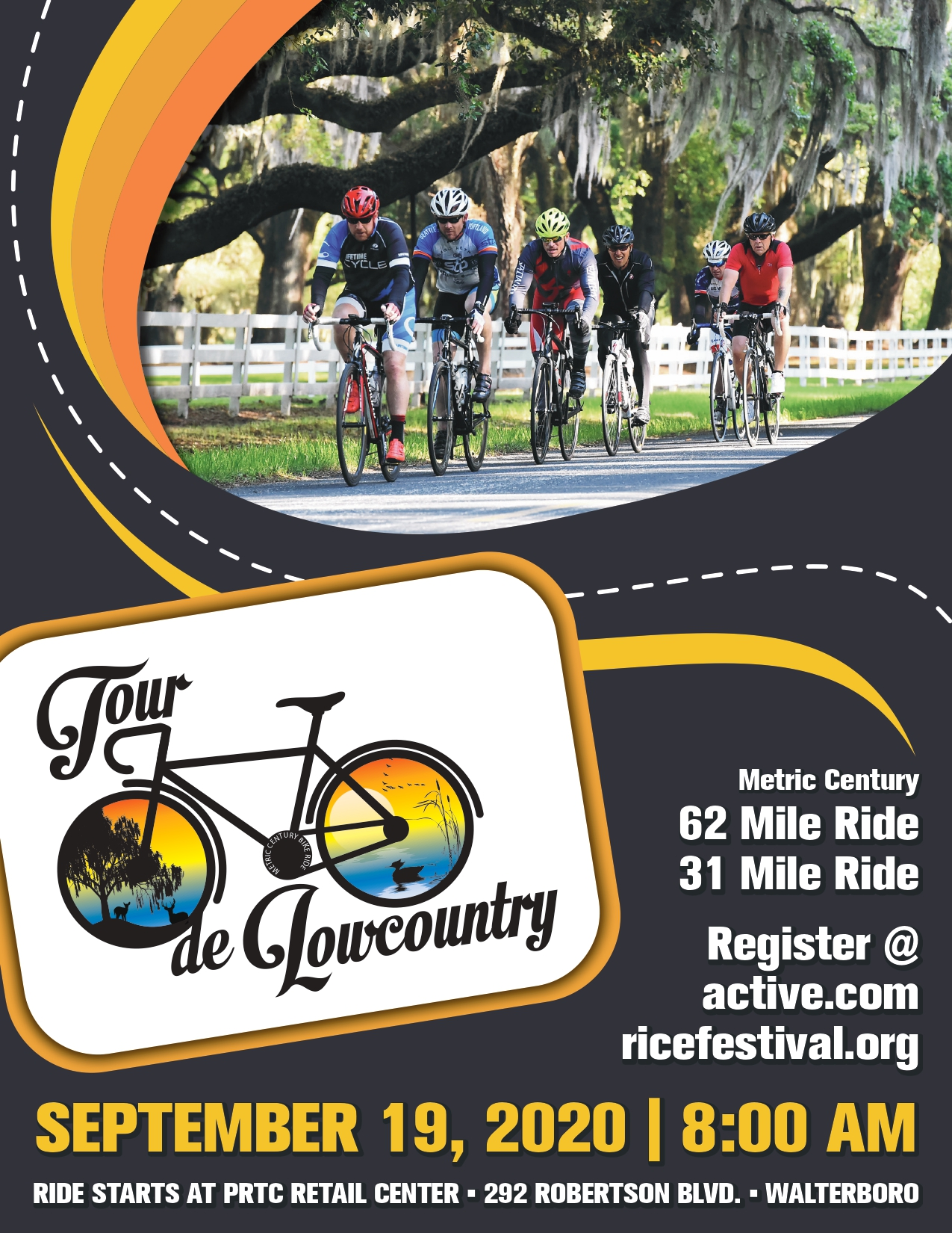 tour de lowcountry